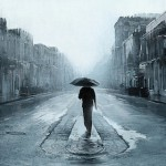 #25 - Walking in the Rain: Dealing With Daily Stress one step at a time