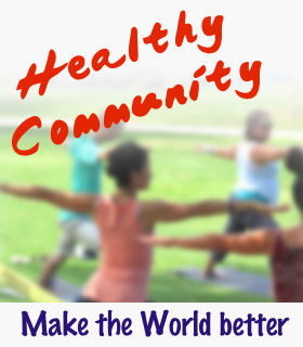 Healthy Community - Healthy Positive Lifestyle - Public Wellness Network