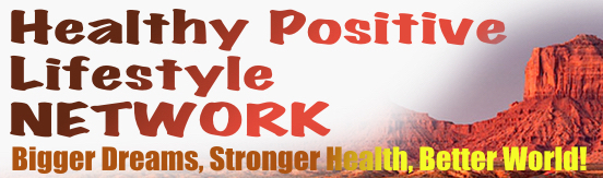 Healthy Positive Lifestyle Network Banner Mobil November 2015