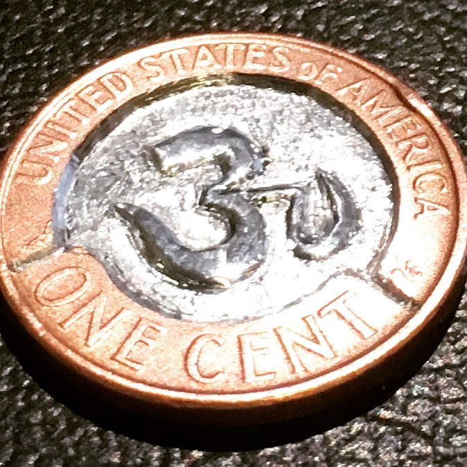 518 - Shoestring Mindfulness: How Much Does It Cost To Change The World - Coin Engraving - Hobo Nickel